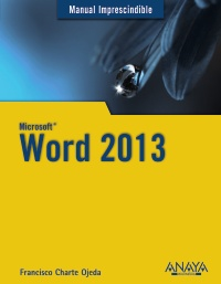 Manual imprescindible Word 2013