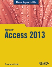 Manual imprescindible Access 2013